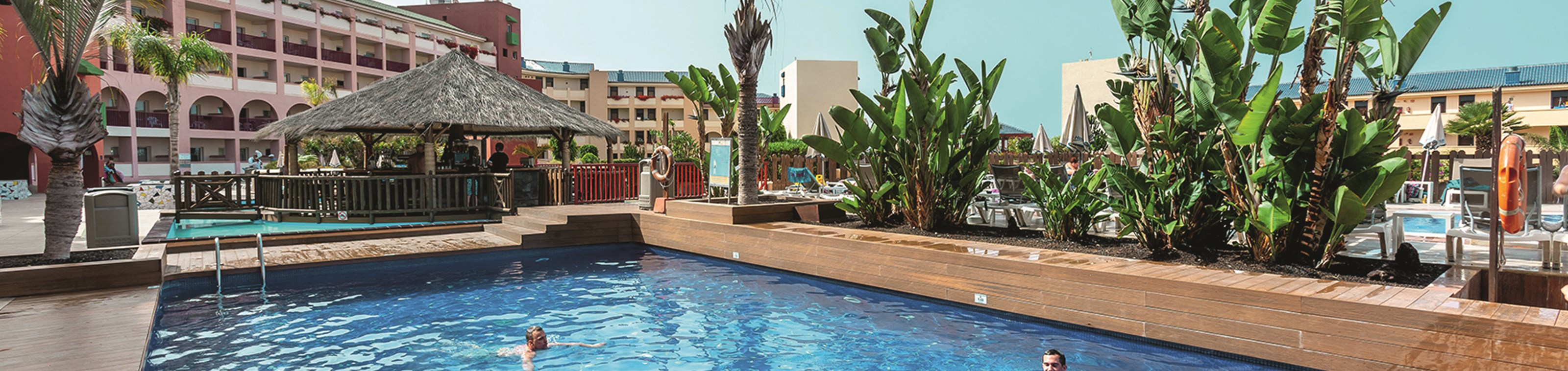 Mediterrane oase op Tenerife: Best Jacaranda