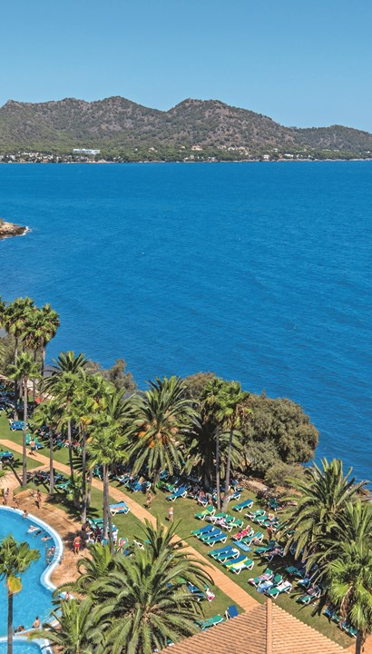 Kindvriendelijk all inclusive hotel op Mallorca