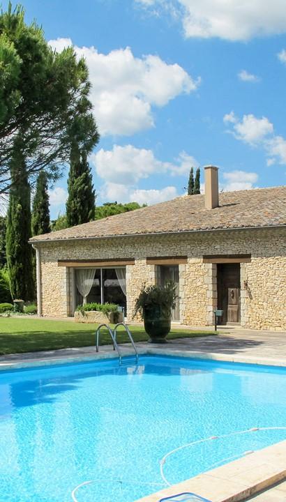 Prachtige villa in de buurt van Avignon