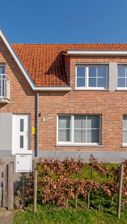 Vakantiehuis Villa Mimosa in Bredene