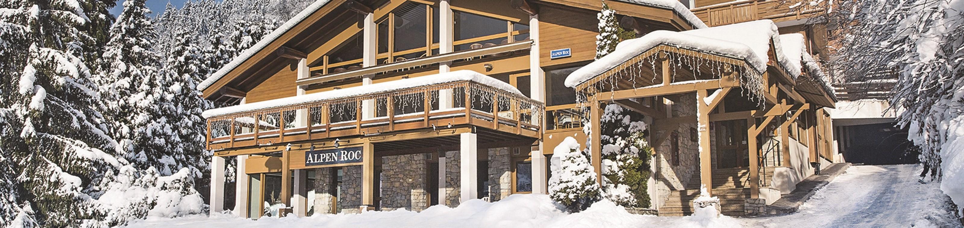 Tophotel in de Franse Alpen: Hotel Alpen Roc ***sup