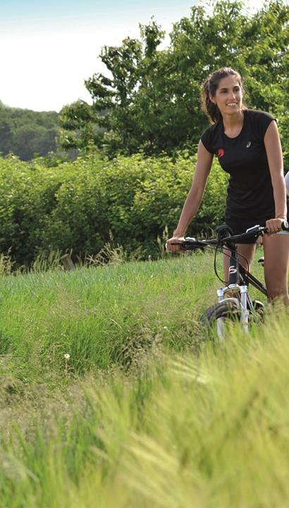 Wandelen en fietsen in de Eifel: Hotel Rotes Einhorn