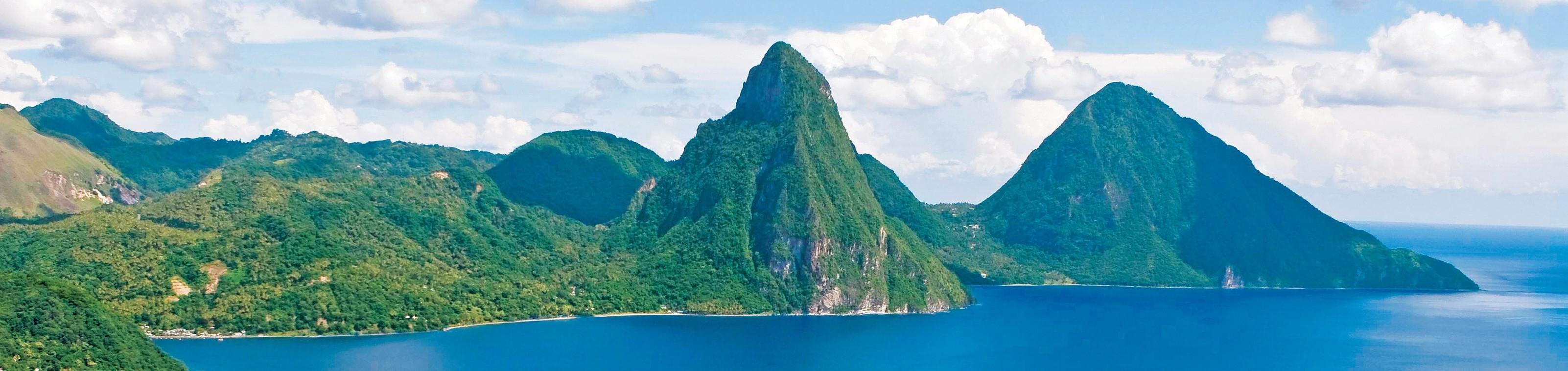 Luxe,charme en intimiteit op Saint Lucia