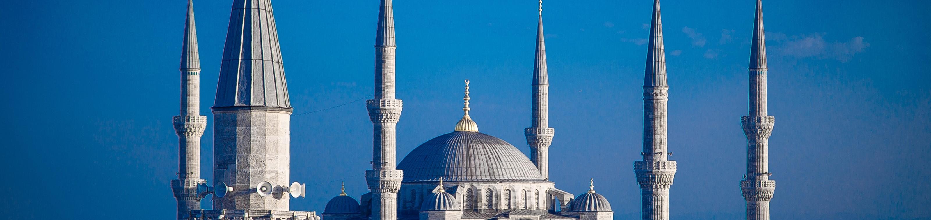 Istanbul: een voet in Europa, de andere in Azië