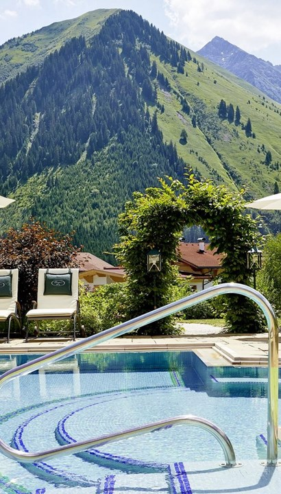 Hotel Singer in Oostenrijk