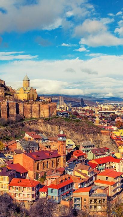 Op zoek naar de wortels van het christendom en de ongerepte natuur in de Kaukasus