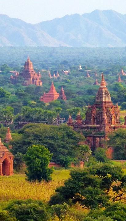 Myanmar: ontdek het vergeten paradijs.
