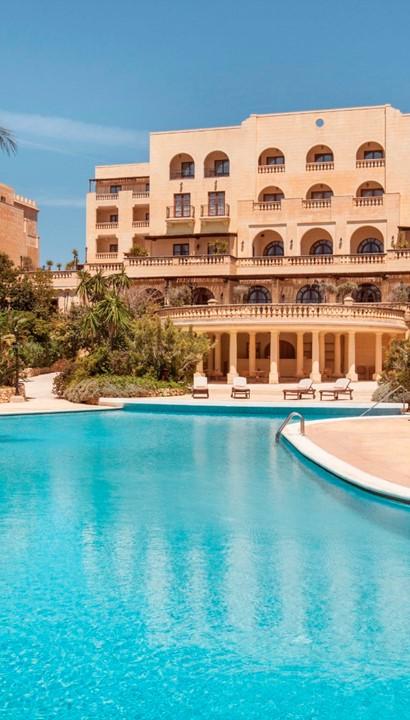 Wellness in Kempinski Hotel San Lawrenz*****