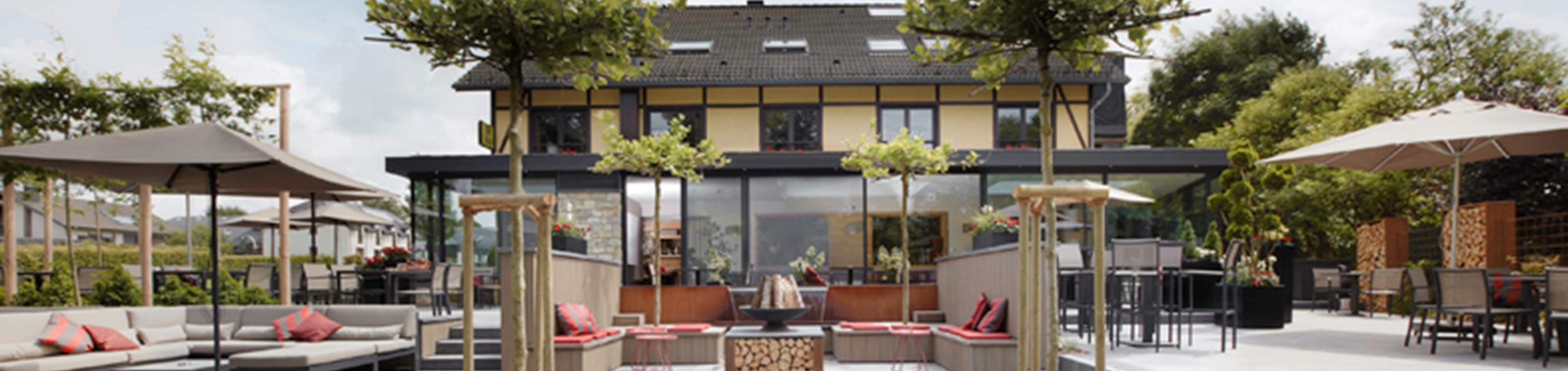 Wellness en gastronomie in hotel Bütgenbacher Hof