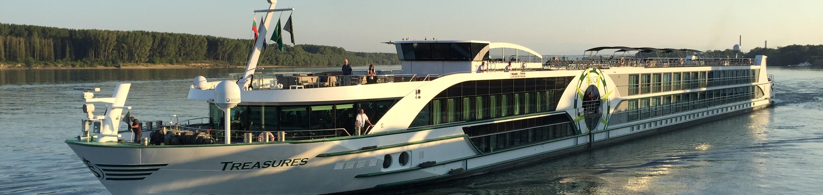 Riviercruise op de Main of de Rijn