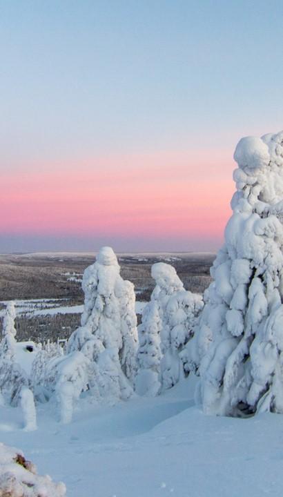 Rust en natuur Avonturenweek in Fins Lapland