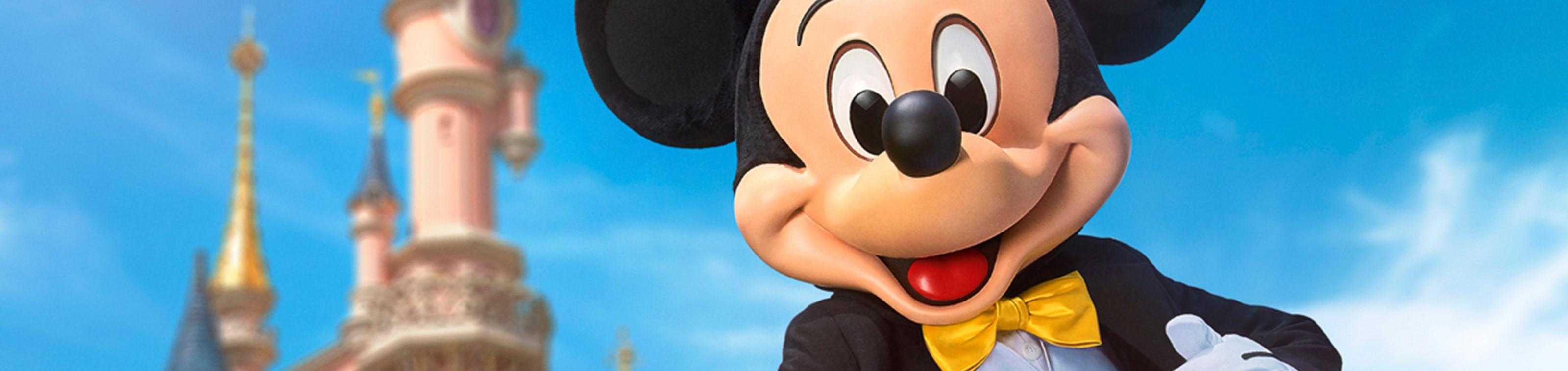 Famtrip Disneyland Paris mei 2019