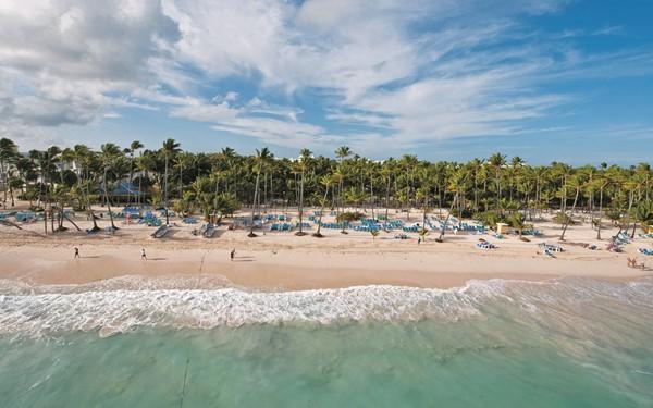 Viersterren Riu Naiboa op de Dominicaanse Republiek