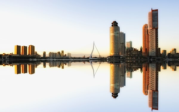 Leg Rotterdam onder de Kerstboom