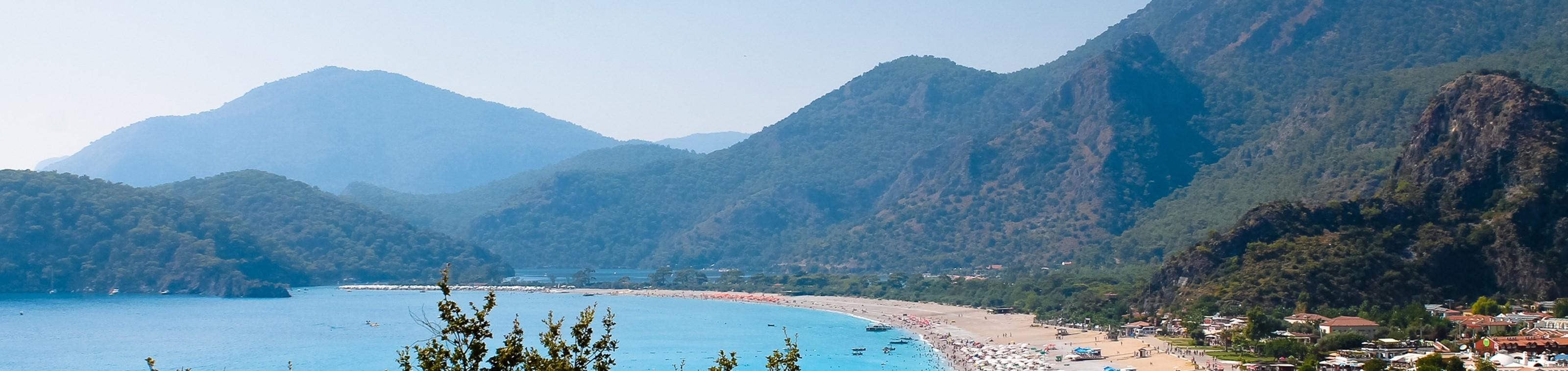 Luxueus én duurzaam resort in Turkije