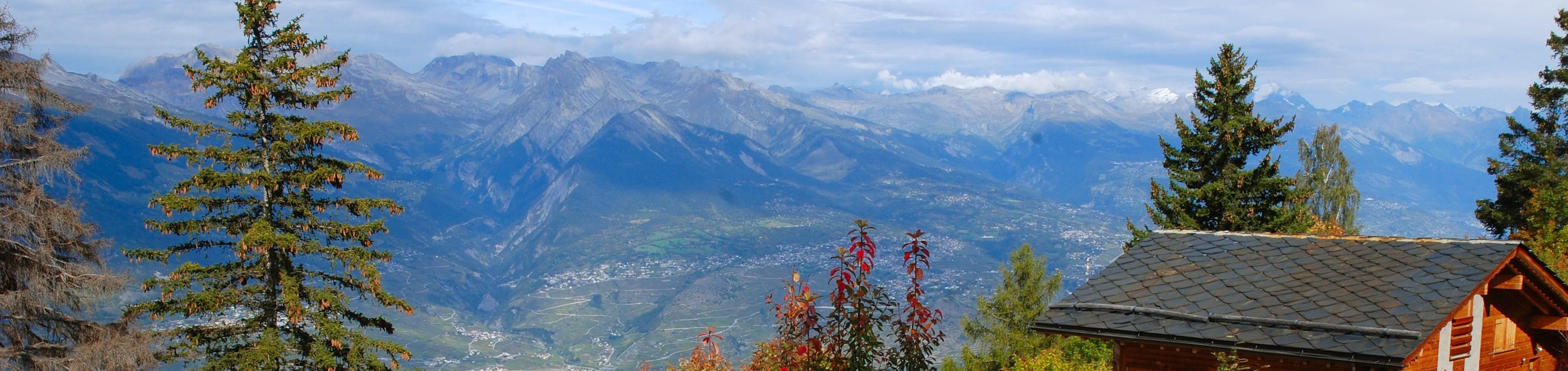 Trek de bergen in vanuit vakantiehuis Marella (8p.)