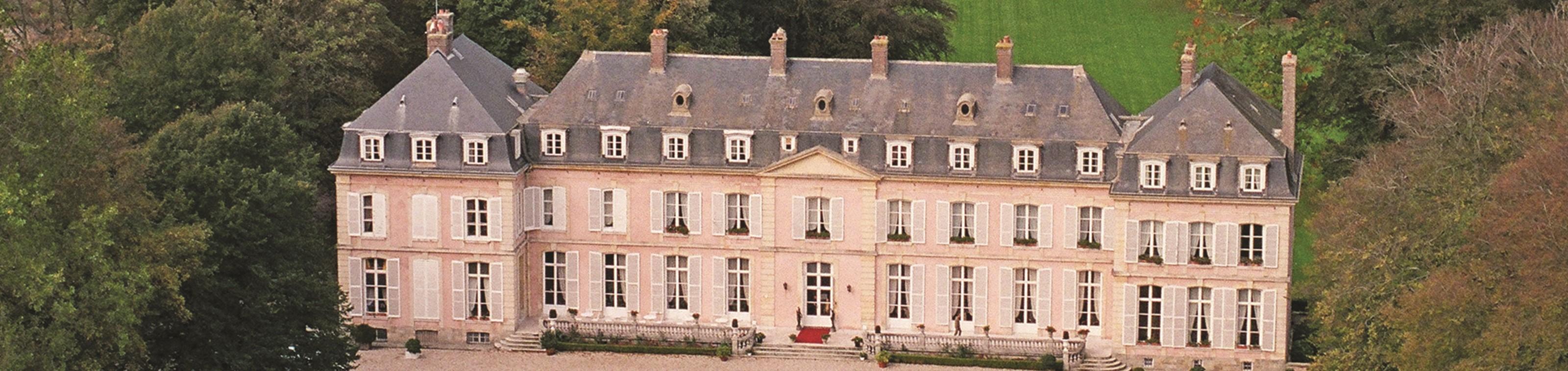 Dans les traces de l'impératrice en Normandie: le Château de Sissi