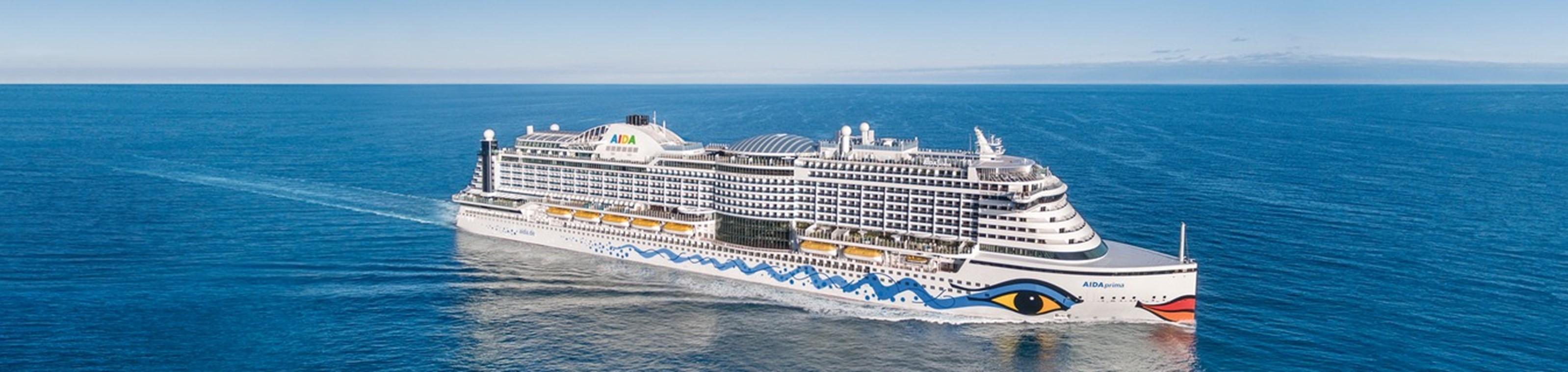 Cruise Verenigde Arabische Emiraten met AIDAprima
