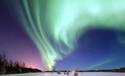 Versteld van de natuur: het Noorderlicht