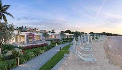 """<div style=""""text-align: justify;"""">Buiten een mooi privédomein en uitgestrekt zandstrand, biedt het Ikos Aria resort ook&nbsp;5 verwarmbare zwembaden (1 adults only), verschillende&nbsp;zonneterrassen,&nbsp;9 bars met ook enkele nachtclubs, en een uitgebreide spa met een moderne&nbsp;fitness, een verwarmd zwembad met jacuzzi, stoomkamer, sauna, en mogelijkheid tot kuren en massages. Daarnaast biedt het resort ook een&nbsp;uitgebreid animatieprogramma, een&nbsp;kinderclub voor elke leeftijd,&nbsp;24u roomservice en&nbsp;gratis wifi doorheen het hele domein.&nbsp;</div>"""