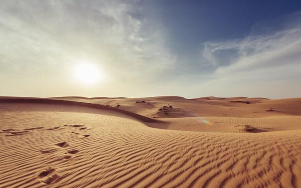 Strand en luxe in verrassend Oman
