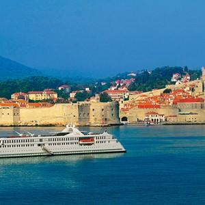 Kroatië cruise