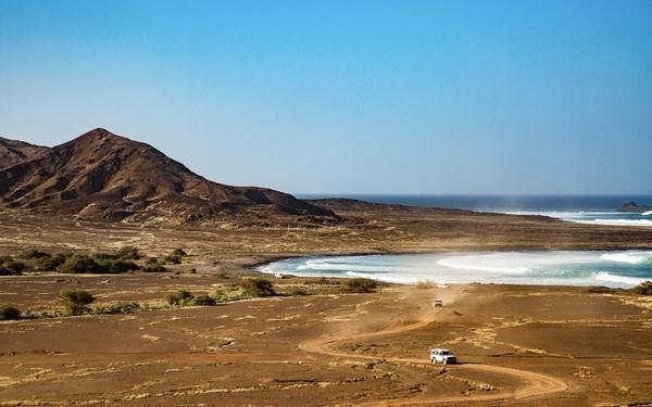 Charmante rondreis Kaapverdië