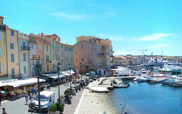 Ontdek Saint-Tropez vanuit een schilderachtig appartement (4p.)