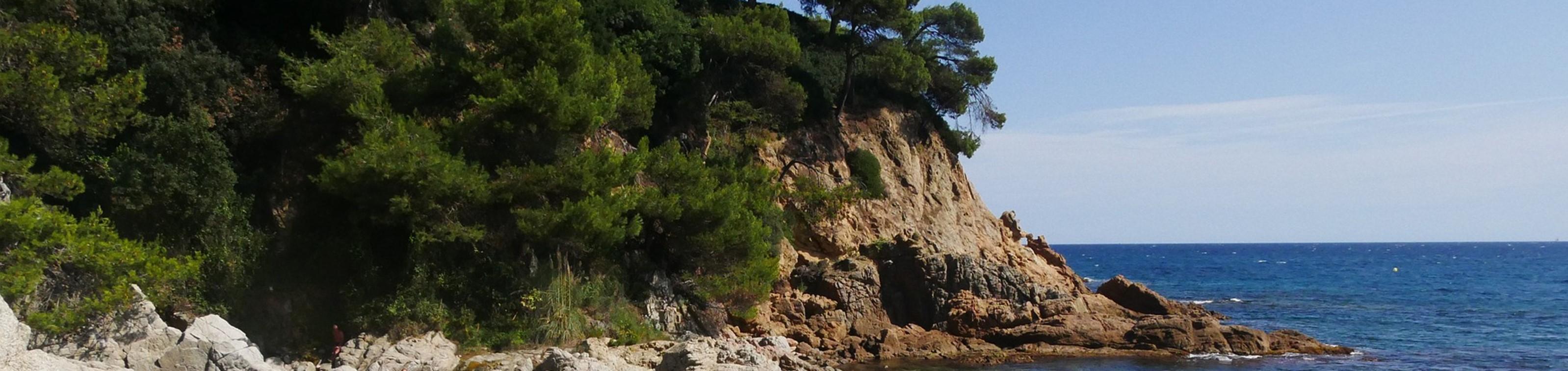Pittoresk vakantiehuis aan de costa Brava (8p.)