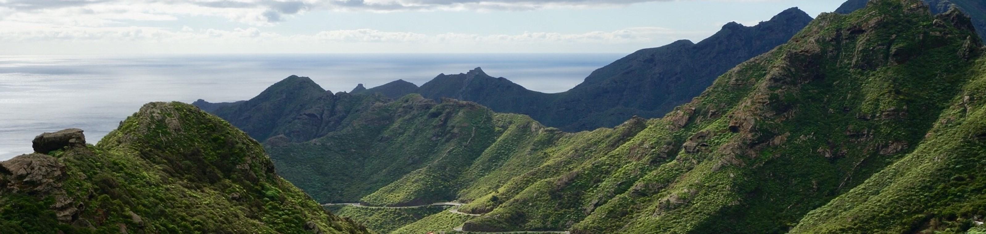 Noord-Tenerife: een oase van groen