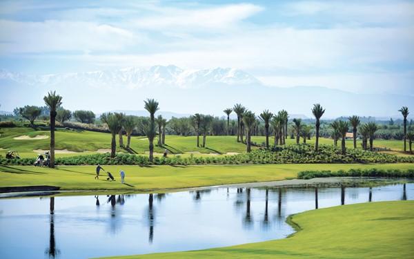 Fairmont Royal Palm Marrakech 5* Grand Luxe