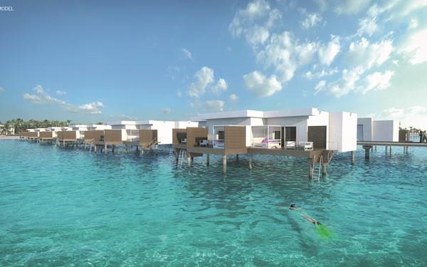 Riu Palace Maldivas *****, Malediven