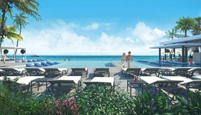 """<div style=""""text-align: justify;"""">Tijdens je verblijf kan je een frisse duik nemen in het zoetwaterzwembad met swim-upbar. Kinderen leven zich volledig uit in het kinderbad. Wil je genieten van de zon dan kan dan in een van de gratisligzetels op het zonneterras,aan het zwembad, of aan het strand. Overal wordt gratis handdoekenservice aangeboden. Er is ook een fitness (vanaf 18 jaar), groepslessen in de RiuFit zone, en een stoombad (vanaf 18 jaar). Verder kan je tal van watersporten beoefenen, zoals windsurfen, kajak, waterfiets, peddelsurfen, snorkelmateriaal, 1 duikinitiatie in het zwembad. Overdag is er animatie voor volwassenen en kinderen (4-7 jaar en 8-12 jaar, in kinderclub RiuLand). 's Avonds geniet je van livemuziek of RIU avondprogramma.</div>"""