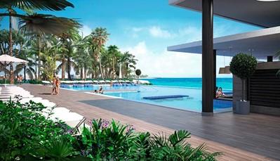 """<div style=""""text-align: justify;"""">Je kan een frisse duik nemen in het Infinity zwembad met swim-upbar, of heerlijk relaxen op het zonneterras. In&nbsp;hotel Riu Atoll is ook een kinderbad aanwezig. Er zijn gratis ligzetels en parasols aan het zwembad en het strand, handdoekenservice is inbegrepen.&nbsp;In hotel Riu Atoll kan je gebruik maken van de fitness (vanaf 18 jaar), groepslessen in de RiuFit zone (7x/week), stoombad (vanaf 18 jaar), windsurfen, kajak, waterfiets, peddelsurfen, snorkelmateriaal, 1 duikinitiatie in het zwembad. In dit hotel is er ook&nbsp;animatie overdag voor volwassenen (7x/week), en voor kinderen (4-7 jaar en 8-12 jaar, in Kinderclub RiuLand) (7x/week), livemuziek, shows of RIU avondprogramma (7x/week).&nbsp;</div>"""