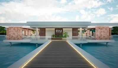 """<div style=""""text-align: justify;"""">De Malediven is een van's werelds droombestemmingenvanwege zijn unieke geografie, zijn stranden met kristalhelder water en onovertroffen natuur. Ontdek al duikend de spectaculaire onderwaterwereld, geniet van prachtige zonsondergangen en laat je meeslepen door de magie van dit paradijselijk oord.HetHotel Riu Atollbeschikt over de beste24-uurs-all-inclusiveservice, en in de faciliteiten van dit hotel kan je o.a. genieten van gratis WiFi, een heerlijk gastronomisch aanbod en een exclusieve service.</div>"""