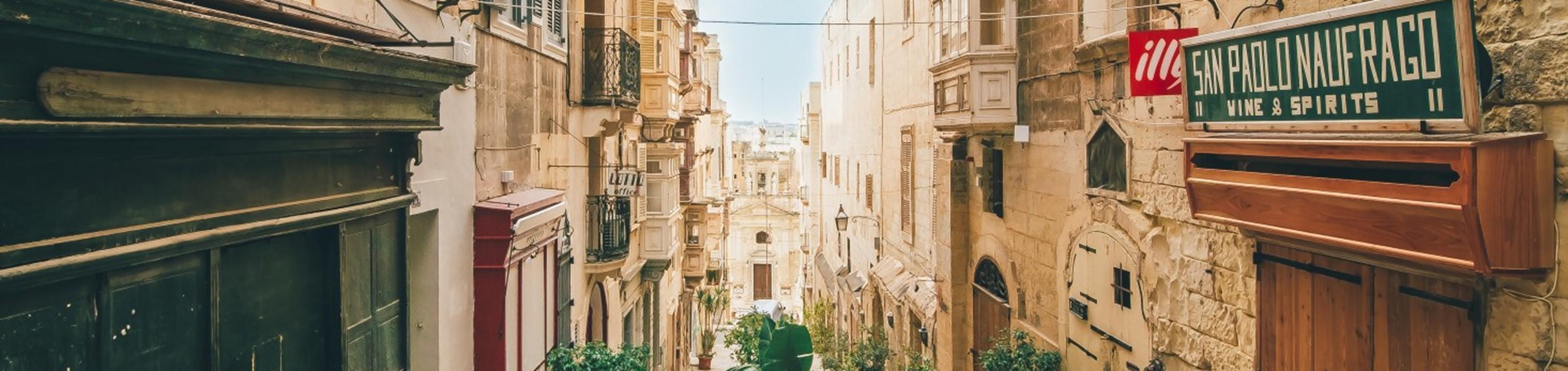 Proef Malta, proef de zon