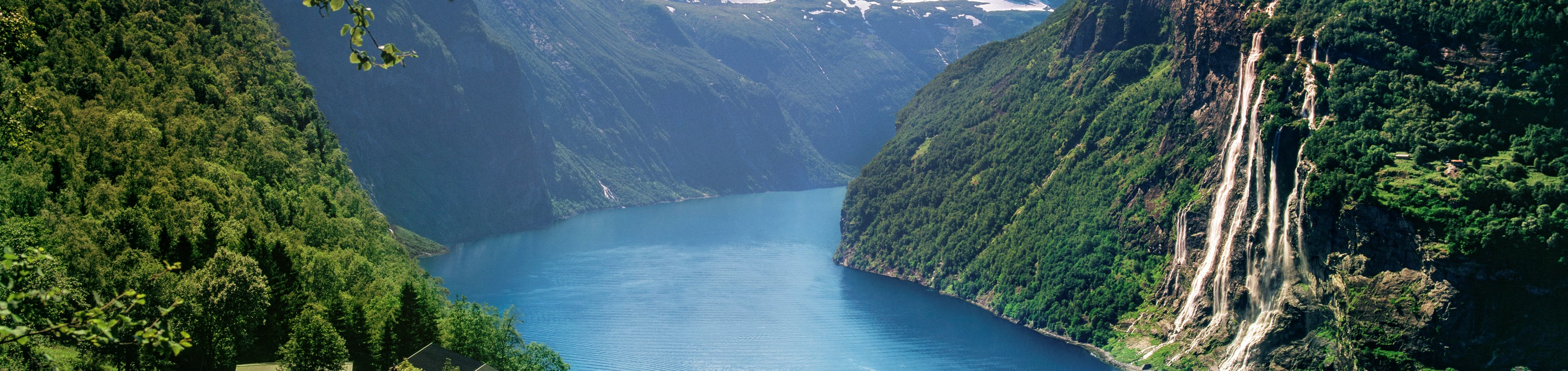 10-daagse rondreis in Noorwegen