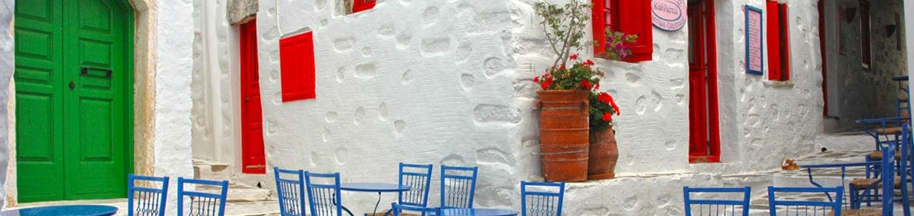 12 dagen island hoppen in de Cycladen