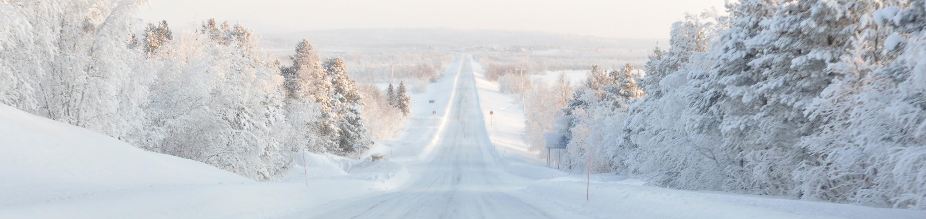 Fins Lapland met verblijf in een wildernislodge in Ruka