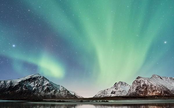 Wintercruise Noorwegen