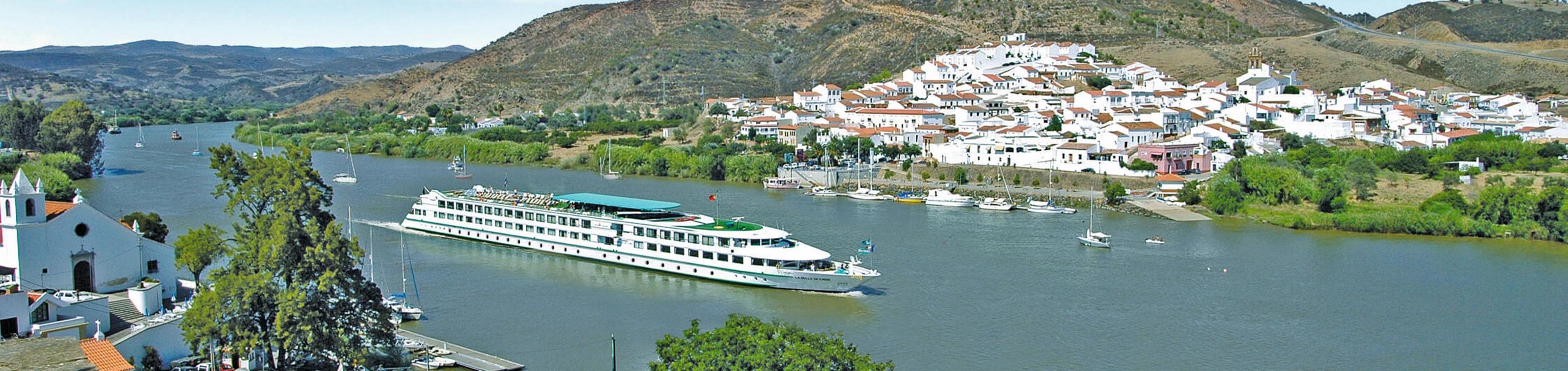 Riviercruise Andalusië en Algarve