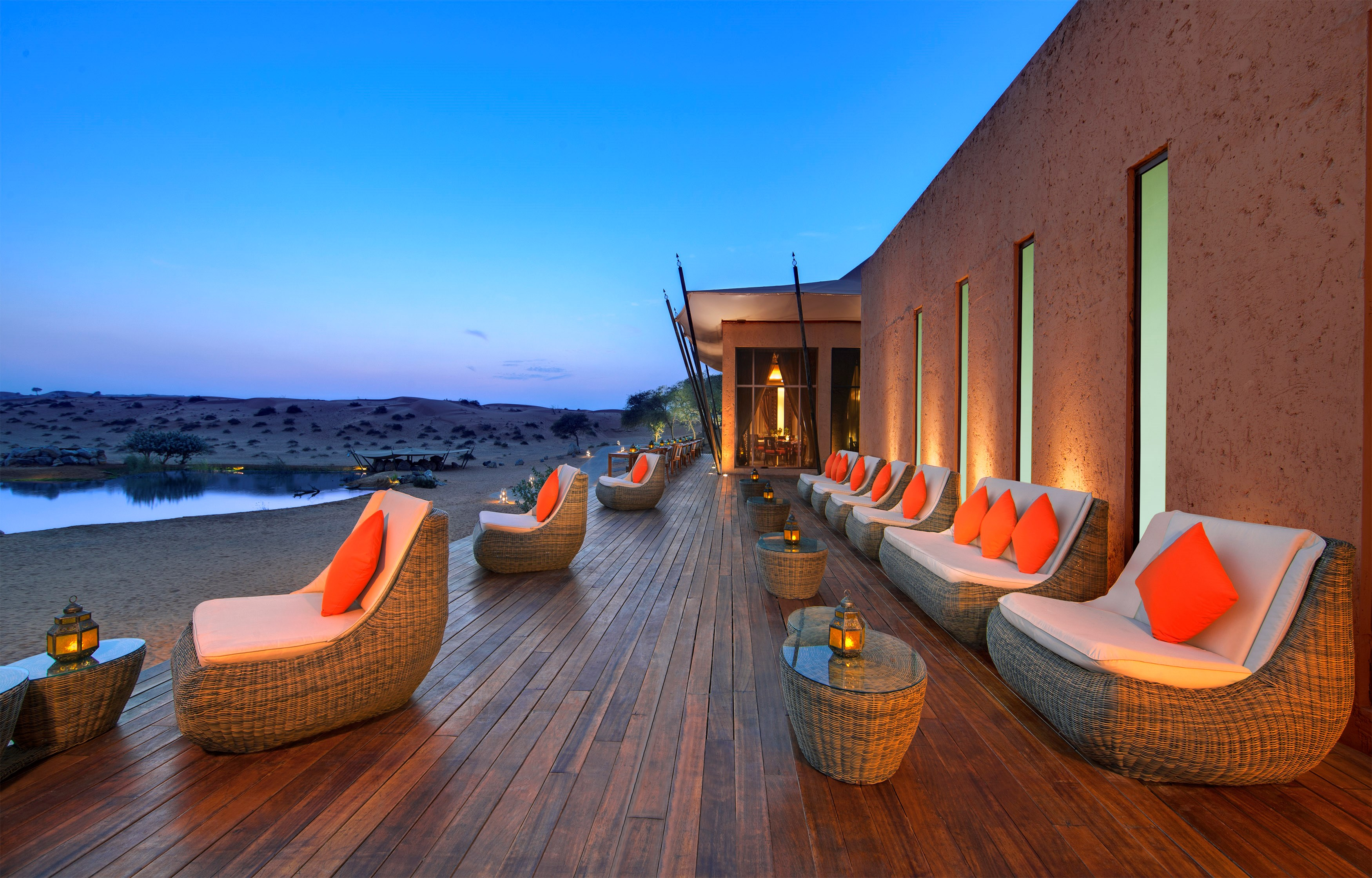The Ritz-Carlton Al Wadi Desert