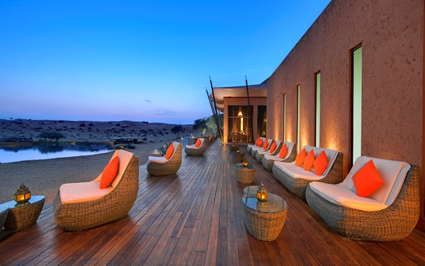 The Ritz-Carlton Al Wadi Desert