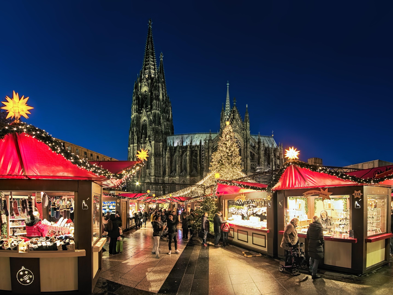Kerstmarkt Keulen: Hotel Maritim Köln ****