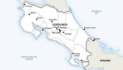Costa Rica in het kort