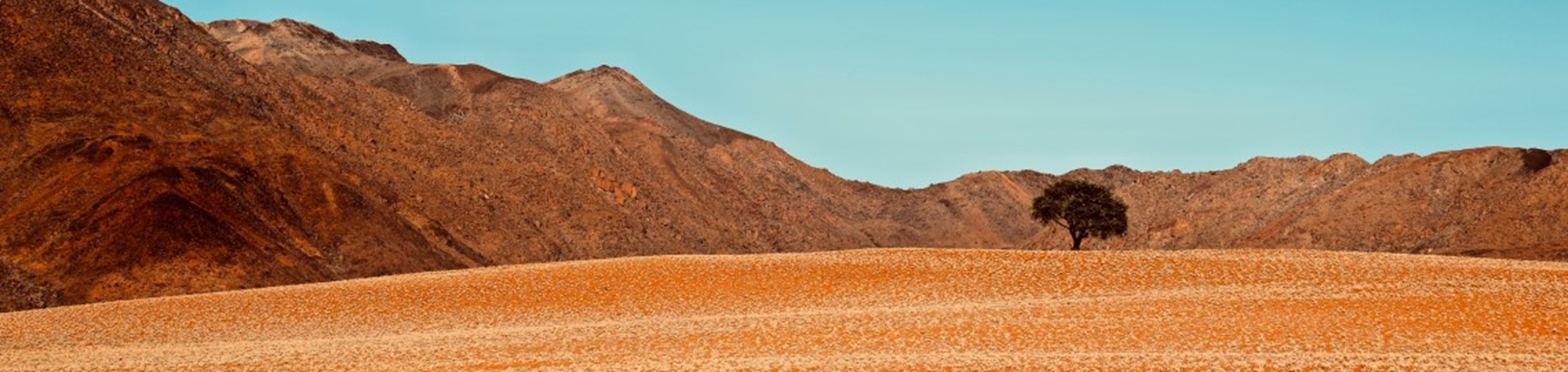 Landinformatie Namibië