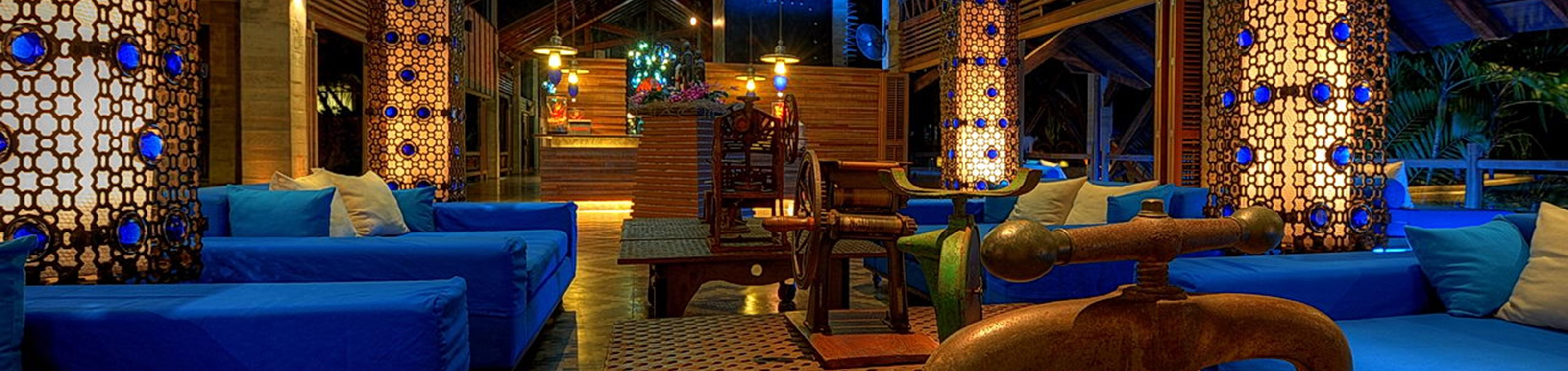 Designhotel in Thailand