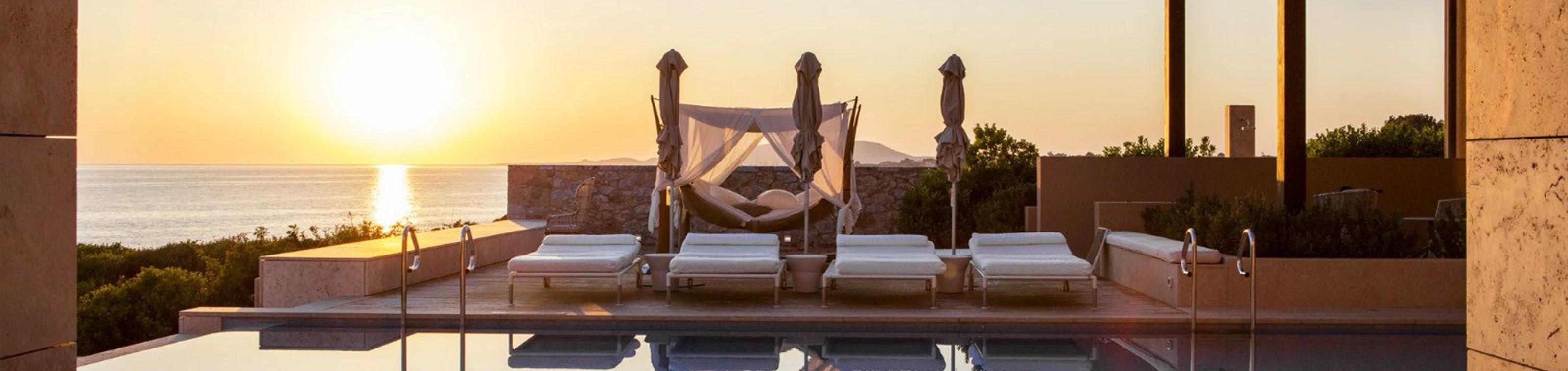 Mediterrane luxe in Peloponnesos