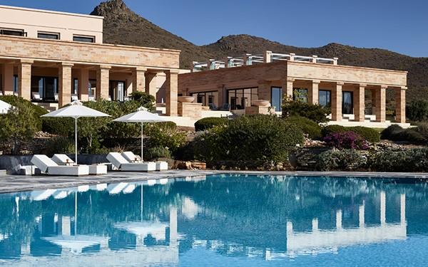Ontspanning aan de Atheense Riviera