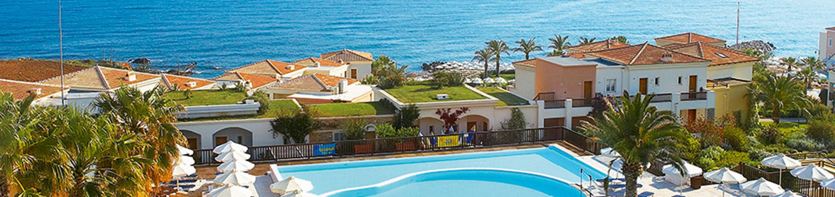 All inclusive familiehotel in Griekenland